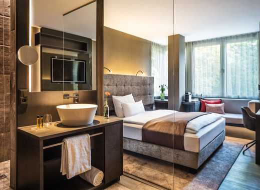 Westend ! Möbliertes Apartment in Luxuswohnung zur Dauermiete im SAKS Urban Design Hotel