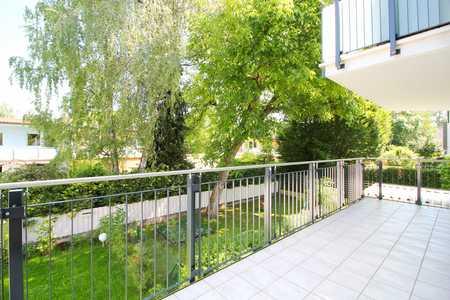 Neubau 2-Zimmer-Wohnung in ruhiger Lage von Waldperlach in Perlach (München)