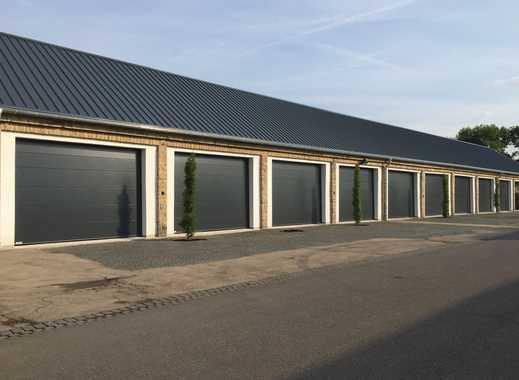 Großraumgargen, Oldtimergargen, Lagerhallen zu vermieten 55-280qm. Zentral in Bitburg.