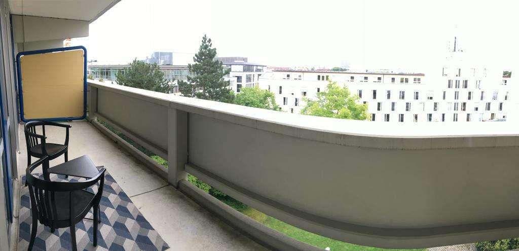 SEHR SCHICKE MODERNE komplett MÖBLIERTE 2-Zimmer-Wohnung,ca.60m²,TERRASSENARTIGER BALKON,SENDLING in Obersendling (München)