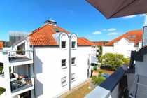 Schöne 3 Zimmer Dachgeschosswohnung mit