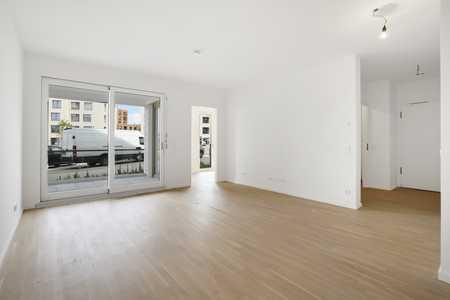 Moderne Neubau-Wohnung im Erdgeschoss in Obermenzing (München)