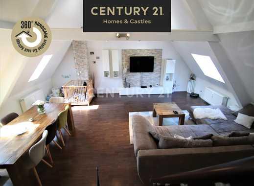 Einzigartige kompl. modernisierte Maisonette Wohnung in Spiesen