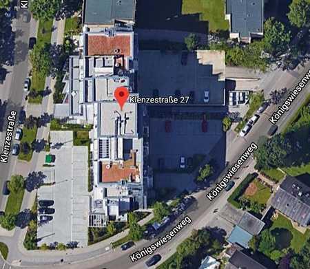 Für Studenten - Schönes, möbliertes 1-Zimmer-Apartment mit Balkon in Kumpfmühl-Ziegetsdorf-Neuprüll (Regensburg)