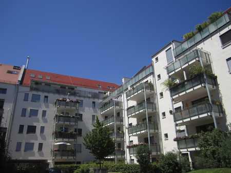 Exklusive 2-Zimmer-Wohnung mit Balkon in Nürnberg, St. Johannis in Bielingplatz (Nürnberg)