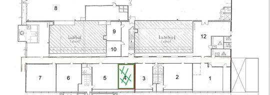 KG Geb. A Lageplan 45 m²