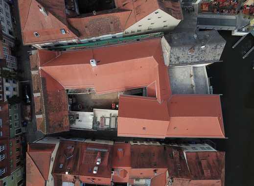 Charmante Wohnung mit Blick auf die Regnitz im Herzen der Altstadt