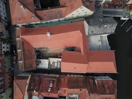Charmante Wohnung mit Blick auf die Regnitz im Herzen der Altstadt in Berg (Bamberg)