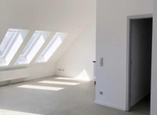 Exklusives Wohnen im DG - Gartenhaus - Neubau - Erstbezug  - mit Blick ins Grüne