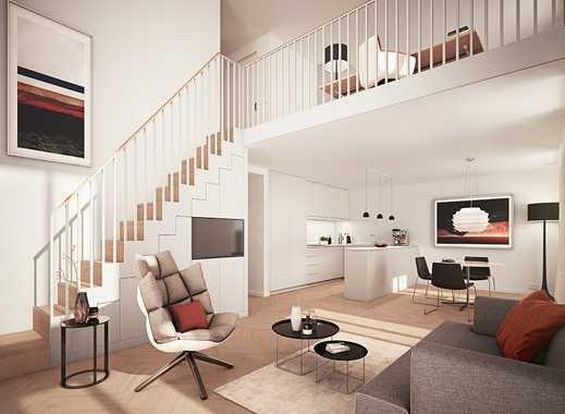 HERZOGPARKSUITEN: elegante 2-Zi.-Gelerie-Wohnung mit Terrasse und Garten