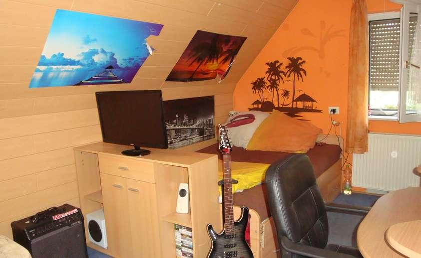 Zimmer im DG