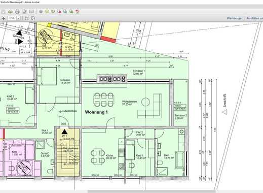Erstbezug nach Sanierung: attraktive 4-Zimmer-Wohnung mit Balkon in Nierstein