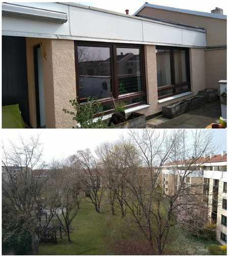 Schöne, geräumige 2-Zimmer Wohnung mit Weitblick in Martinsried in Planegg