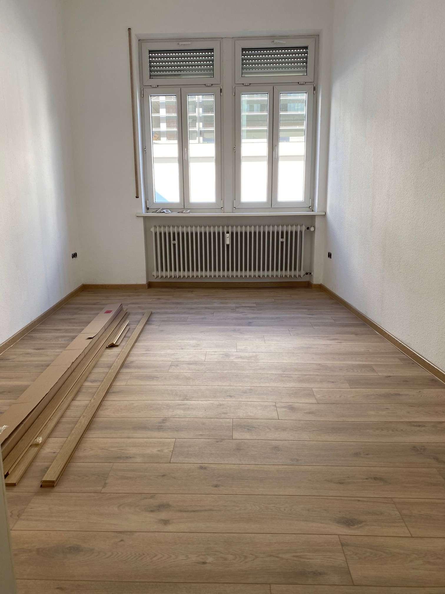Helle 3-Zimmer Wohnung in zentraler Lage in