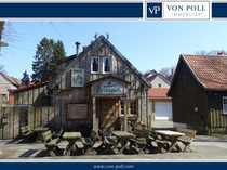 Rustikal ausgestattetes Restaurant in Zellerfeld