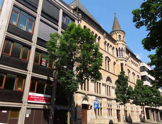 Bankenviertel - Attraktives Citybüro 100 m² mit 286 m² Nebenfläche