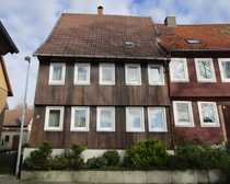Oberharzer Steinfachwerkhaus mit Entwicklungspotenzial