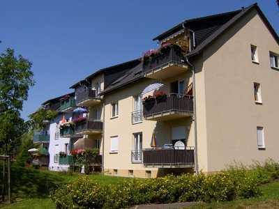 Tolle Wohnung mit Balkon