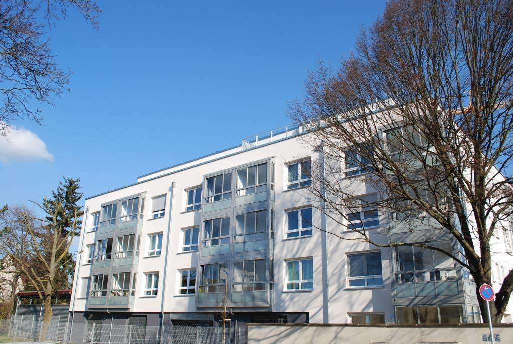 3-Zimmer-Wohnung für Senioren - NEU - Villa Nopitschpark Nürnberg