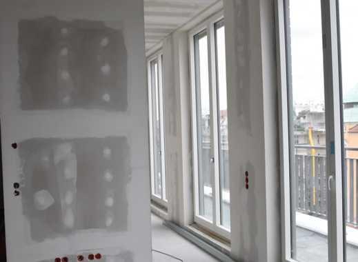 Exklusives 2-Zimmer-Penthouse - Deckenhöhe von bis zu 3,20 Meter! Neubau, Aufzug,... Prenzlauer Berg