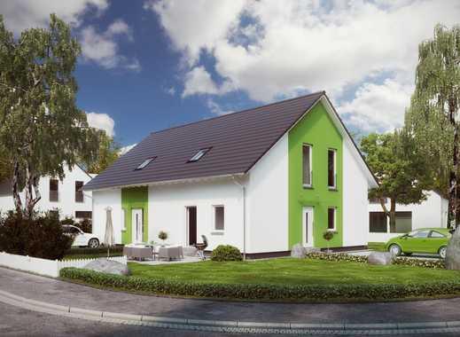 Energiesparhaus mit Einliegerwohnung zentral in Dippoldiswalde