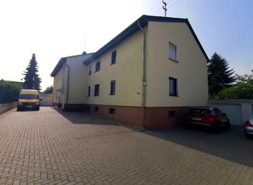 Bald bezugsfrei! 6-Zimmer Wohnung mit Balkon, Garage, Terrasse, Garten,2 Bäder,Gäste Wc, 2 Küchen