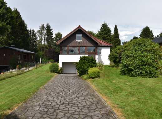 Freistehendes Einfamilienhaus mit großem Grundstück in herrlicher Wohnlage in Rollesbroich
