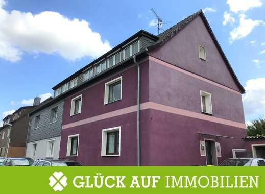 Gepflegtes Mehrgenerationenhaus mit Garage in Essen-Frillendorf
