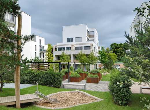 Stadtgärten Henninger Turm - Helle 3-Zi.-Wohnung / ERSTBEZUG im GRÜNEN GARTENQUARTIER