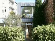 Außergewöhnliches Stadthaus mit Garten Dachterrasse
