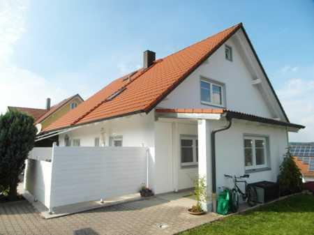 Schöne 3-Zimmer-EG-Wohnung mit Garten in Geisenhausen