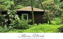 Wochenendhaus mit großem Naturgrundstück