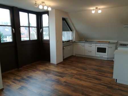 Ansprechende 1-Zimmer-DG-Wohnung mit Einbauküche in Aschaffenburg in Damm (Aschaffenburg)