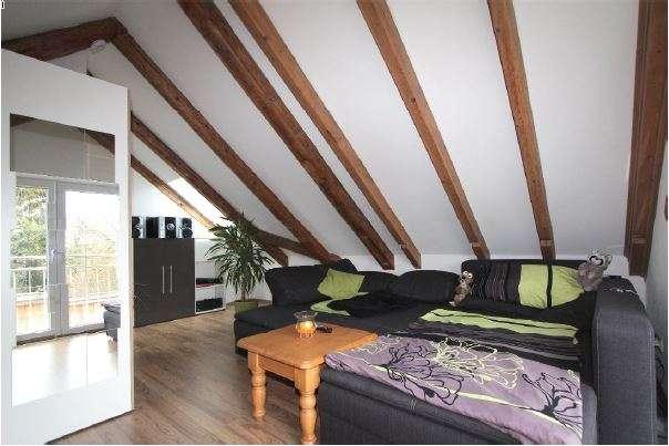 Schöne, geräumige ein Zimmer Wohnung in Landsberg am Lech (Kreis), Eresing