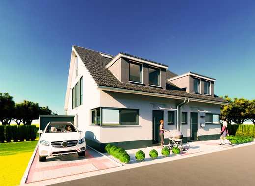Hassels - Moderne Doppelhaushälfte mit 144m² Wfl. - schlüsselfertig in guter Lage