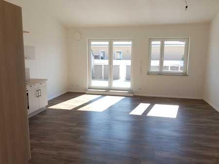 Stilvolle, geräumige und neuwertige 2-Zimmer-Penthouse-Wohnung mit Balkon und EBK in Ingolstadt in Friedrichshofen (Ingolstadt)