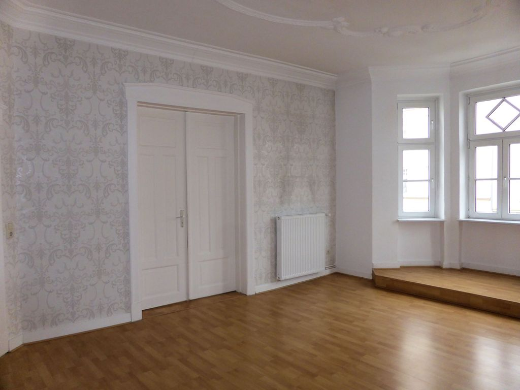 Einblick Wohnzimmer