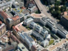 BVA Luftbildaufnahme