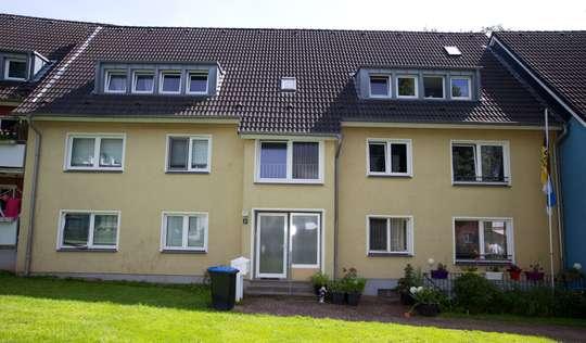 hwg - Gemütliche Dachgeschosswohnung sucht Nachmieter!