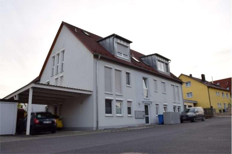3-Zimmer-Wohnung in familären Umfeld in Unterfarrnbach (Fürth)