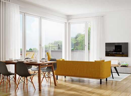 * * Lichtdurchflutete 2,5-Zimmer Neubauwohnung mit EBK und Balkon zwischen Grunewald und Ku'damm * *