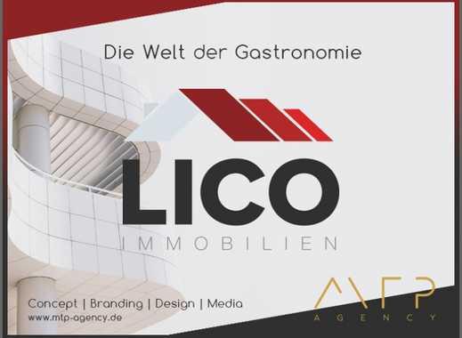 LICO Immobilien: ***TOPLAGE***Modernes Restaurant mit sonniger Terrasse