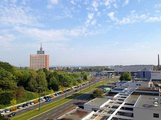 Wohnen über den Dächern Braunschweigs