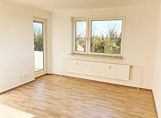 Familien aufgepasst! Frisch renovierte 3-ZW + Balkon + EBK - ruhige Wohnlage