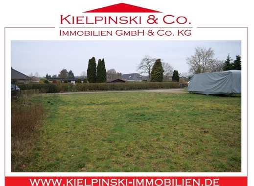 ! Baugrundstück in Elmshorn-Süd !