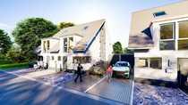Top Lage Sackgasse - moderne Doppelhaushälfte