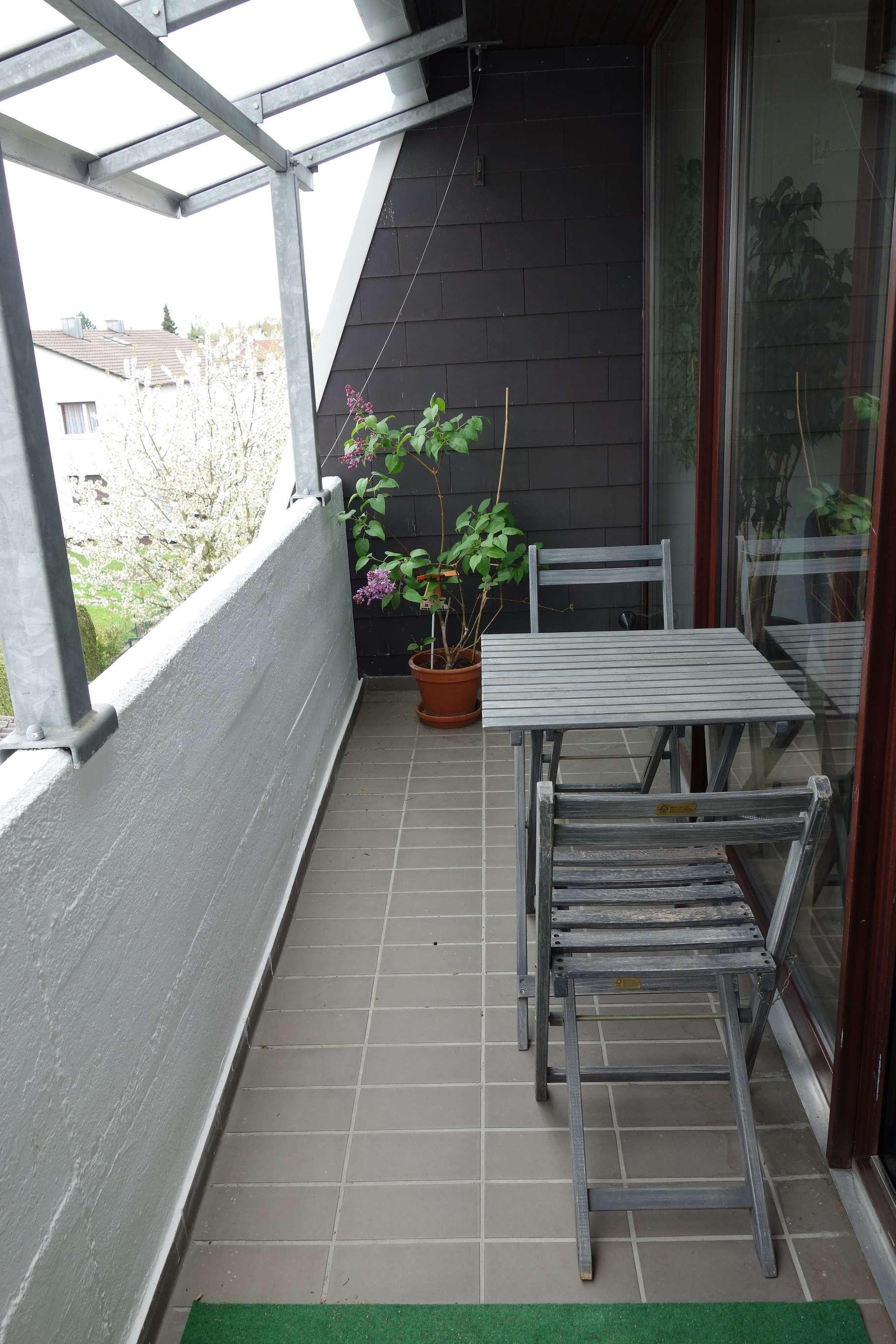 Gepflegte 4-Zimmer-Maisonette-Wohnung mit Balkon in Ingolstadt in Südwest (Ingolstadt)