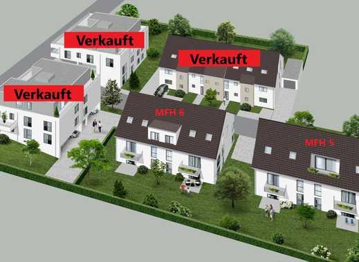 Alzeyer Bestlage ! Moderne Erdgeschosswohnung 5.2 mit Terrasse und Privatgarten