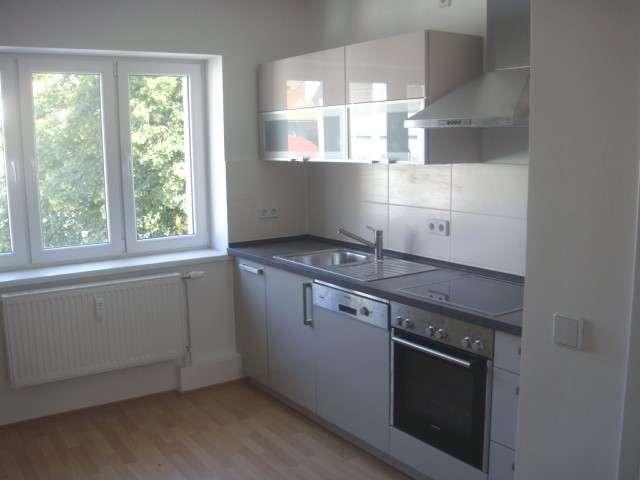 *Für Liebhaber* 3 Zimmer Maisonettwohnung nahe der Wertach, incl. EBK und Garage; in Oberhausen (Augsburg)