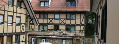 Großes Dachgeschoss Schalksburggelände mit Kaiserblick